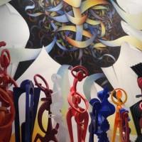 Ausstellung im atelier 2012 2