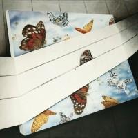 - FARFALLE - Pastellkreide auf Leinwand - 180 x 150 cm - 2009