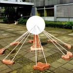 - KREIS BERGISCH GLADBACH - Marmor un -sandstein - 5 x 5 x 2,30 m - 1995
